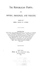 The Republican Party PDF
