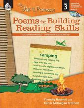 Poems for Building Reading Skills: Level 3