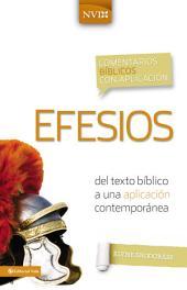 Comentario bíblico con aplicación NVI Efesios: Del texto bíblico a una aplicación contemporánea