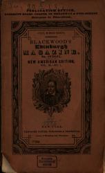 Blackwood S Edinburgh Magazine Book PDF