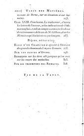 Mémoires de Gibbon: suivis de quelques ouvrages posthumes et de quelques lettres du même auteur, Volume1