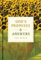 God s Promises and Answers for Women PDF