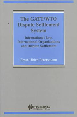 The Gatt Wto Dispute Settlement System PDF