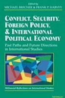 Conflict  Security  Foreign Policy  and International Political Economy PDF