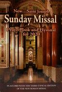 St  Joseph Sunday Missal Book
