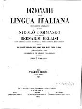 Dizionario della lingua italiana: Volume 3