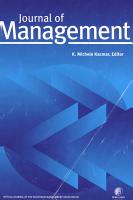 Journal of Management PDF