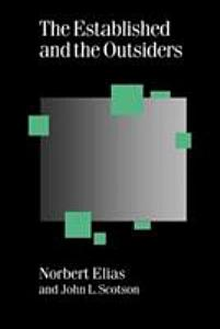 The Established and the Outsiders Book