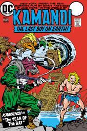 Kamandi: The Last Boy on Earth (1972-) #2