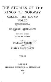 The Saga Library: Done Into English Out of the Icelandic. By William Morris and Eiríkr Magnússon, Volume 4, Part 2
