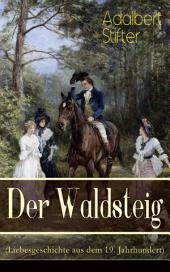 Der Waldsteig (Liebesgeschichte aus dem 19. Jahrhundert) - Vollständige Ausgabe: Die Lebensgeschichte eines Außenseiters