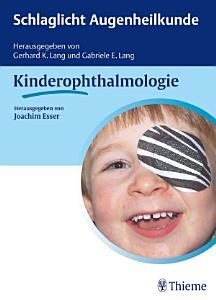 Schlaglicht Augenheilkunde  Kinderophthalmologie PDF