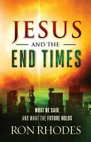 Jesus and the End Times PDF