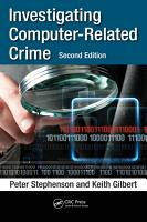 Investigating Computer Related Crime  Second Edition PDF