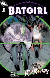 Batgirl (2009-) #8
