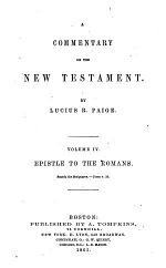 A Commentary on the New Testament