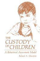 The Custody of Children PDF