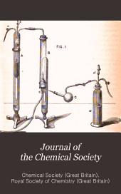 Journal of the Chemical Society: Volume 4; Volume 19