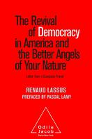 The Revival of Democracy in America and the Better Angels of Your Nature PDF