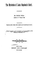 The Mysteries of Louis Napoleon s Court PDF