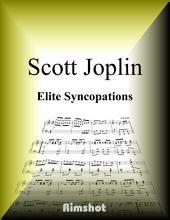 Joplin - Elite Syncopations