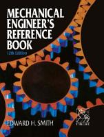Mechanical Engineer s Reference Book PDF