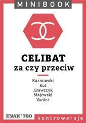 Celibat [za czy przeciw]. Minibook