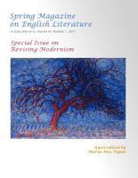 Revisiting Modernism PDF