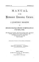 Manual of the Methodist Episcopal Church PDF