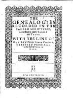 The Holy Bible  Etc  B L  PDF