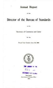 Research highlights of the National Bureau of Standards