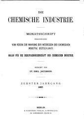 Chemie-Arbeit in Werk und Labor: Band 10