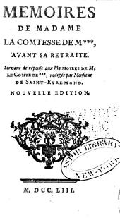 Œuvres de Monsieur de Saint-Évremond: Volume 12