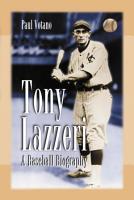 Tony Lazzeri PDF