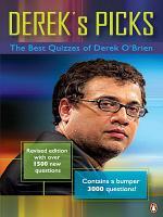 The Best Quizzes Of Derek O Brien PDF