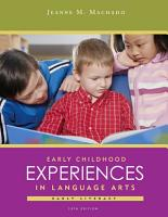 Early Childhood Experiences in Language Arts  Early Literacy PDF