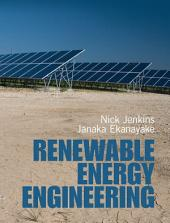 Renewable Energy Engineering