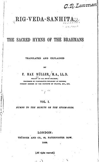 Rig Veda Sanhita PDF