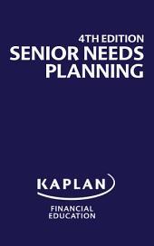 Senior Needs Planning