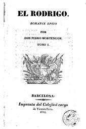 El Rodrigo: romance epico