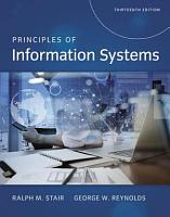 Principles of Information Systems PDF
