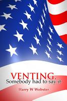 Venting  Somebody Had to Say It PDF