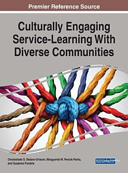 Culturally Engaging Service Learning With Diverse Communities PDF