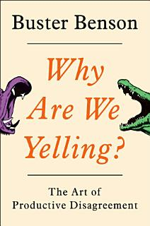 Why Are We Yelling  Book