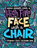 A Snarky Adult Colouring Book PDF