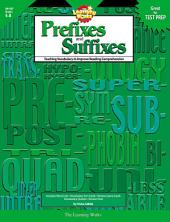 Prefixes and Suffixes, eBook: Teaching Vocabulary to Improve Reading Comprehension