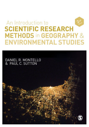 An Introduction to Scientific Research Methods in Geography and Environmental Studies PDF