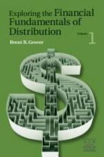 Exploring the Financial Fundamentals of Distribution - Volume 1