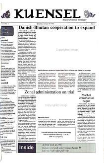 Kuensel PDF
