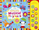 Baby's Very First Touchy-Feely Musical Play Book